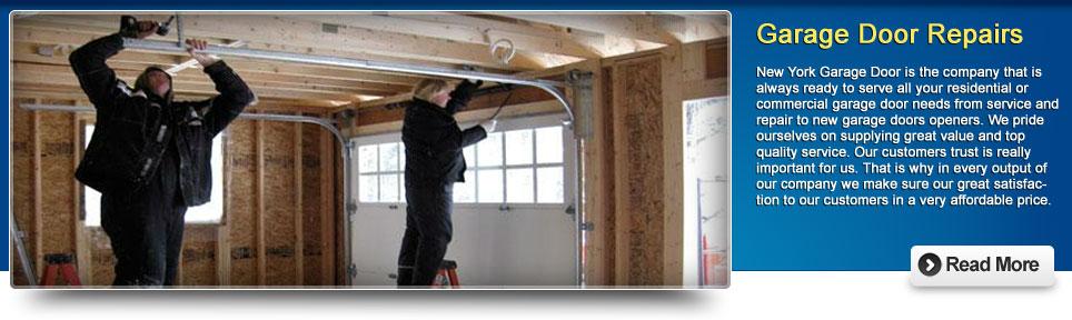 New York Ny Garage Door Repair
